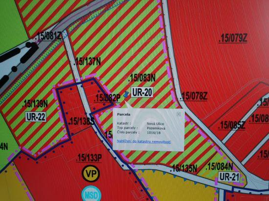 Pozemek na prodej - Olomouc